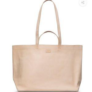 Consuela Diego Jumbo Grab n Go Bag - All Leather